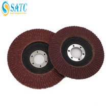 SATC fiberglass backing flap disc for wood sanding About